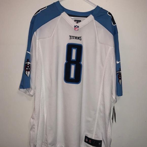 1f00aa6e03f Nike Other | Mens Nfl 2xl Marcus Mariota Titans Jersey | Poshmark